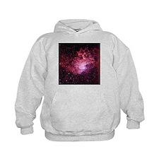 Flaming Star Nebula - Hoodie