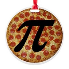 Pizza Pi Ornament