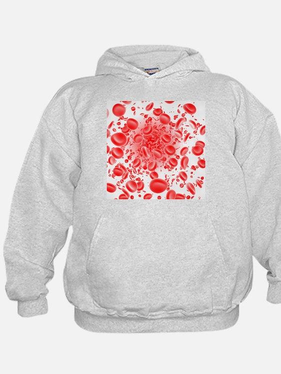Red blood cells - Hoodie
