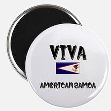 Viva American Samoa Magnet