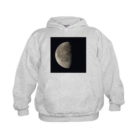 Waning gibbous Moon - Kids Hoodie