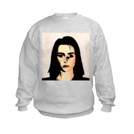Dementia, conceptual artwork - Kids Sweatshirt