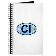 Captiva Island - Oval Design. Journal