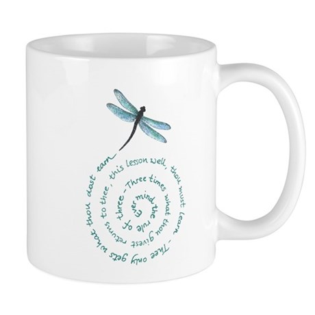 Witches law-rule of three Mug