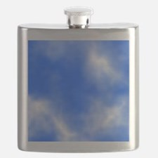 Blue Sky Picture. Flask