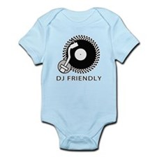 DJ Friendly Infant Bodysuit