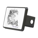 campfire.png Rectangular Hitch Cover