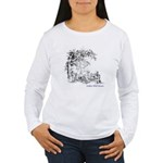 Music in the Wild Women's Long Sleeve T-Shirt