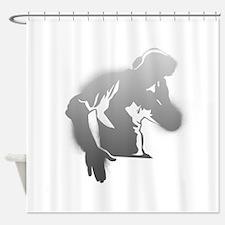 DJ Guy Shower Curtain