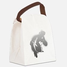 DJ Guy Canvas Lunch Bag