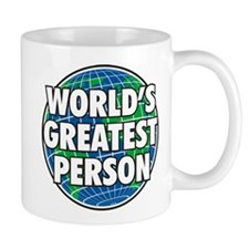 World's Greatest Person Mug