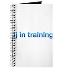 DJ in Training Journal