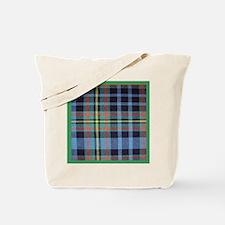 MacLellan Tartan Tote Bag