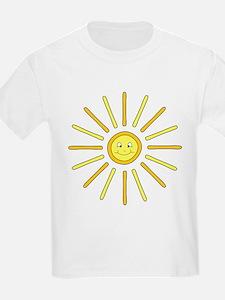 Happy Summer Sun. T-Shirt
