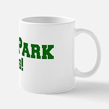 Grant Park Rules! Mug