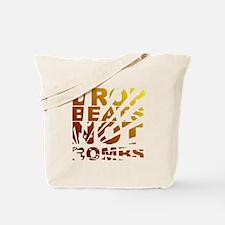 Drop Beats Not Bombs Expolsions Tote Bag