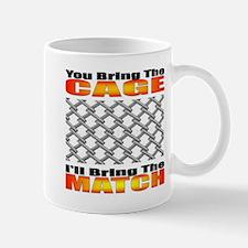 Cage Match Attitude II Mug