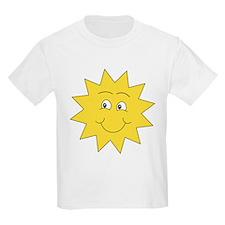 Yellow Happy Sunshine. T-Shirt