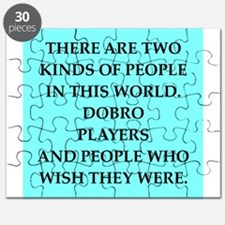 dobro Puzzle