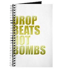 Drop Beats Not Bombs Gold Journal