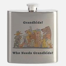 Who Needs Grandkids? Flask