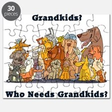 Who Needs Grandkids? Puzzle