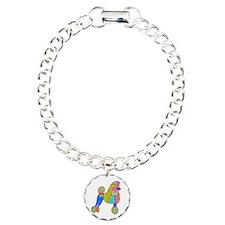 Pretty Poodle Design Bracelet