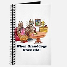 When Granddogs Grow Old Journal