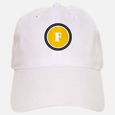 Yellow Baseball Baseball Cap