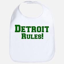 Detroit Rules! Bib