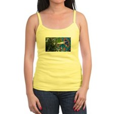 Peace Plant Ladies Top