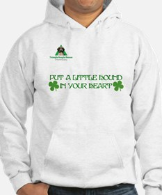 St. Patrick's Day Front Hoodie
