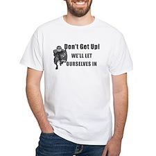 SWAT Dont Get Up T-Shirt