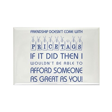 PRICETAGS Rectangle Magnet (10 pack)