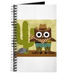 cowboy owl Journal