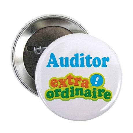 """Auditor Extraordinaire 2.25"""" Button (10 pack)"""