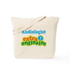 Audiologist Extraordinaire Tote Bag