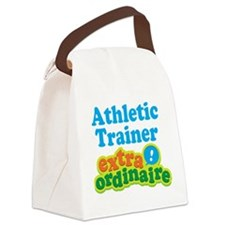 Athletic Trainer Extraordinaire Canvas Lunch Bag
