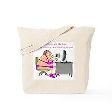 TRUE FRIENDS... Tote Bag