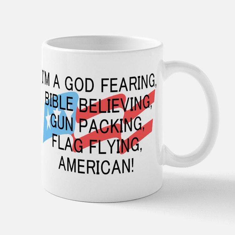 God Fearing American Mug