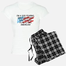 God Fearing American pajamas