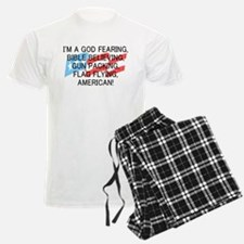God Fearing American Pajamas