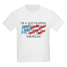 God Fearing American T-Shirt