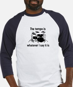 The tempo is Baseball Jersey