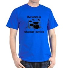 The tempo is T-Shirt