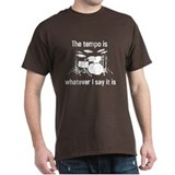 Drummer Dark T-Shirt