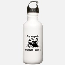 The tempo is Water Bottle