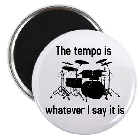 The tempo is Magnet