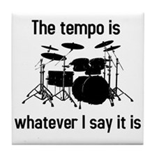 The tempo is Tile Coaster