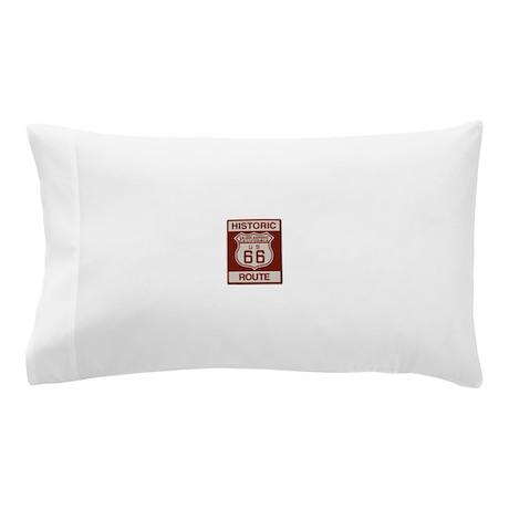 Cajon Summit Route 66 Pillow Case